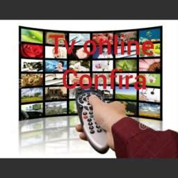 Tenha o melhor da tv online em sua casa só chamar