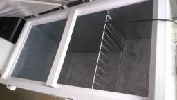 Freezer horizontal 2 portas