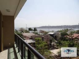 Apartamento com 2 dormitórios para alugar, 85 m² por R$ 1.700/mês - Charitas - Niterói/RJ
