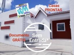 Linda Financio Sem Entrada Documentação Total Grátis Pronta pra Morar no Portal em Campina