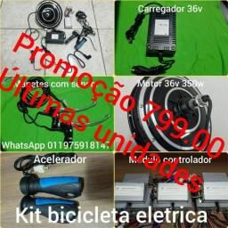 Kit conversão bicicleta eletrica aceito troca por som automotivo compreto ou celular