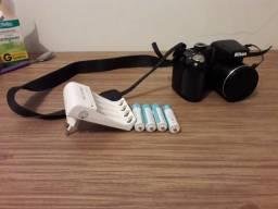 Câmera digital nikon coolpix l315