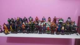 Coleção Marvel e DC