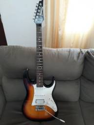 Guitarra Ibanez Gio Grx 40 Sunburst 4 Meses de Uso