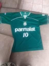 Camisa do Palmeiras relíquia da Parmalat abde2242ea435