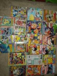 Revistas animes (colecionadores)