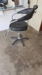 Cadeira De Barbeiro Dompel