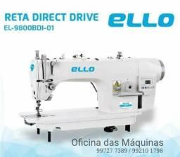 Máquina de costura reta industrial Nova