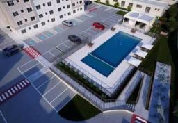Maracanau unidades promicionais apartir 125 mil apartamentos 2 quartos entrada em 60X