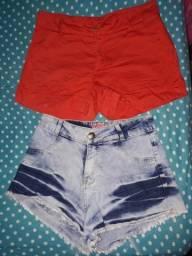 Shorts usado