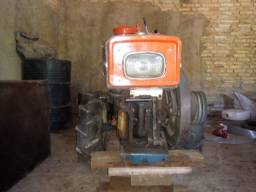 Micro Trator Tobata Tr 9, 10 Cv, Diesel, Reformado 100%