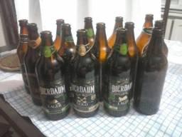 Garrafas Caçula 600 ml para Cerveja Artesanal / Caseira