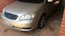 Corolla 1.6 manual xli - 2004