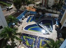 Águas da fonte - Apartamento mobiliado - com parque aquático