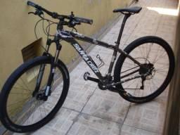 62a2d7100 Bike Aro 29 Caloi Santa Cruz