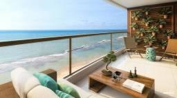 Apartamento a beira mar de Olinda com 3 ou 4 quartos e área de lazer completa