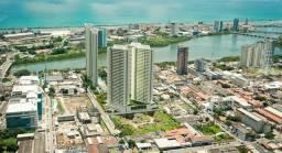 Apartamento com 2 quartos 1 suíte com 57m² no centro de Recife, pronto para morar