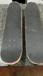 Vendo 2 skate urgente 280