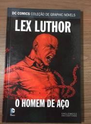 Lex Luthor: O homem de aço