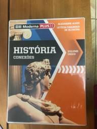 Box livros História moderna plus