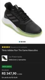 Tênis Adidas rum the game masculino original