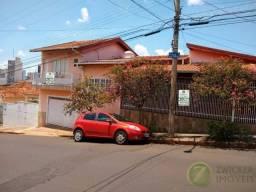 Casa para alugar com 3 dormitórios em Jardim bela vista, Bauru cod:CA00708