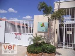 Casa com 3 dormitórios para alugar, 71 m² por R$ 850,00/mês - Urucunema - Eusébio/CE