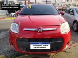 Fiat Palio Attractive 1.0 completo flex c/ Gnv _ entrada apartir 3mil + fixas 465,00