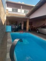 Casa com 3 dormitórios à venda, 260 m² por R$ 650 mil- Água Branca - Piracicaba/SP