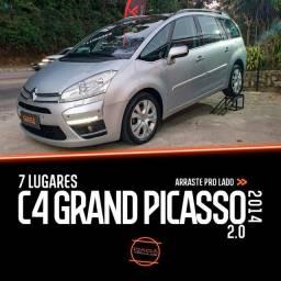 Grand Picasso 2014 7lug. C/54.000km
