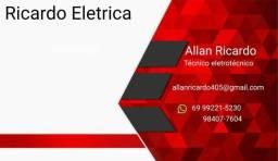 Eletricista residencial comercial industriall