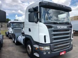 Scania G-380 A 4x2 3-Eixo 170 mil km 2009 - 2009