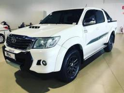 HILUX 2014/2015 3.0 SRV LIMITED EDITION 4X4 CD 16V TURBO INTERCOOLER DIESEL 4P AUTOMÁTICO