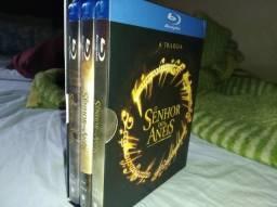 Coleção Blu-ray Senhor dos Anéis