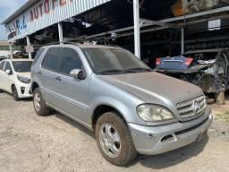 Mercedes Ml 270 2002 Diesel Sucata para retirada de peças