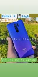 Xiaomi versão global/ Lacrados