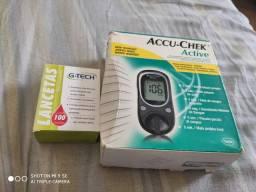 Aparelho de diabetes