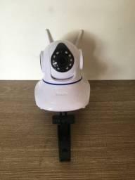 Baba eletrônica câmera e áudio - Wi-Fi