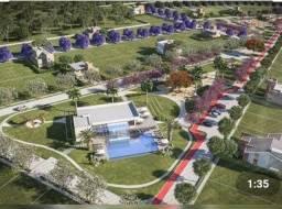 Terreno 519,81 m2 condomínio Montecarlo