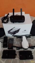 Drone DJI Mavic Air perfeito com todos os assessórios mas sem as baterias