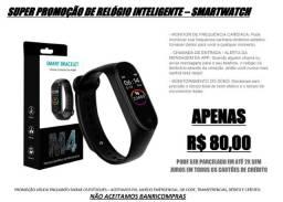 Smartwatch - Relógio Inteligente - Novo Na Caixa - Pomo OLX