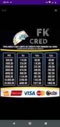 Troque crédito por dinheiro