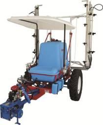 Pulverizador tracionado para micro trator 450 litros