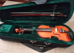 Violino Michael Vnm08 1/8 estudante.
