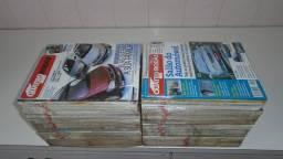 Coleção de Revistas Quatro Rodas