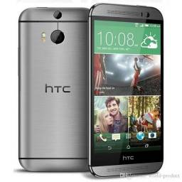 "HTC One M8, tela 5"" full hd, 4G LTE quad snap 801, 2 gb ram, 16 gb, android 5, como novo!"
