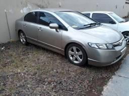 Civic 1.8 2007 automático