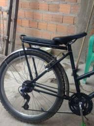 450 bicicleta Poty aro 26 ou troco
