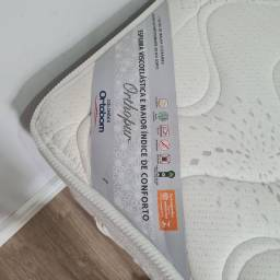 Colchão Ortobom Ortophur Queen Size + Box