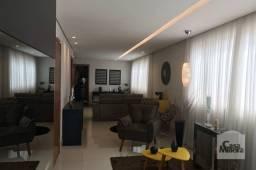 Apartamento à venda com 4 dormitórios em Santa rosa, Belo horizonte cod:322273